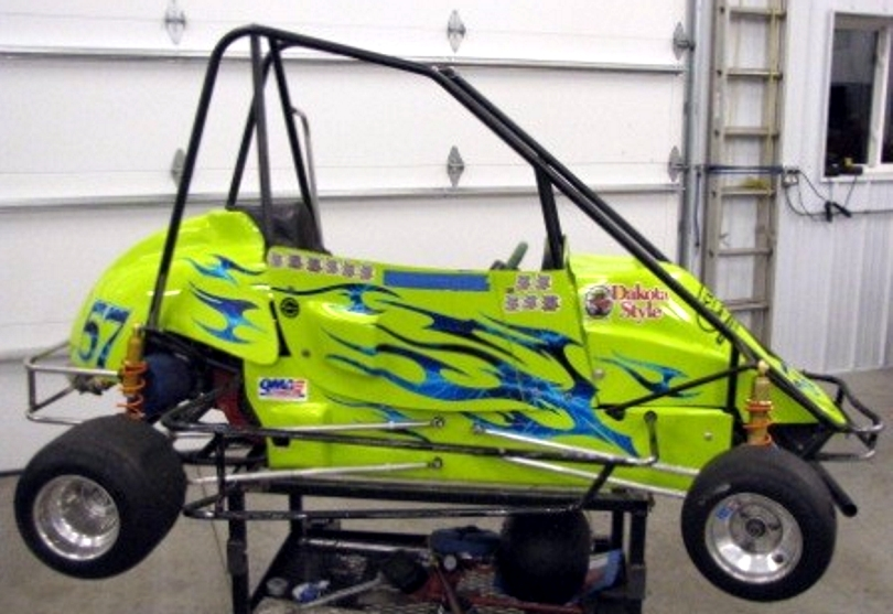 Quarter midget decal designs