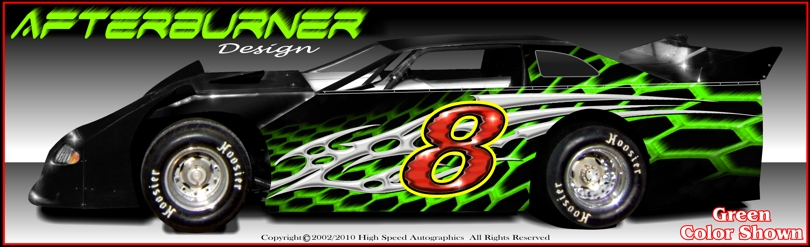 Late Model Graphics Late Model Race Car Wraps Late Model Numbers