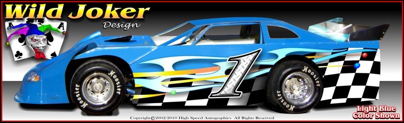 Race Car Wraps Templates Late Model Race Car Wraps