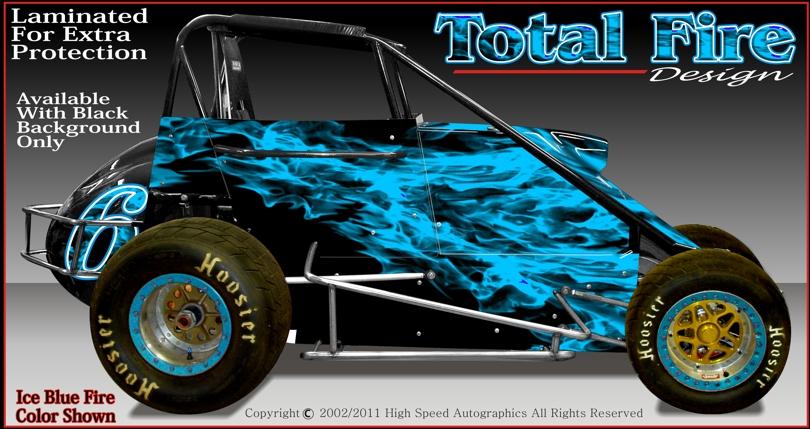 Dirt Midget And Sprint Car Wraps Race Car Numbers Race Car Wraps