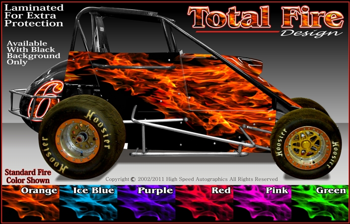 Graphic Ideas For Cars Midget And Sprint Car Graphics