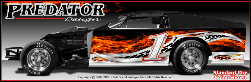 Dirt Modified Graphics Dirt Car Numbers Modified Race Car Wraps - Auto graphics for car