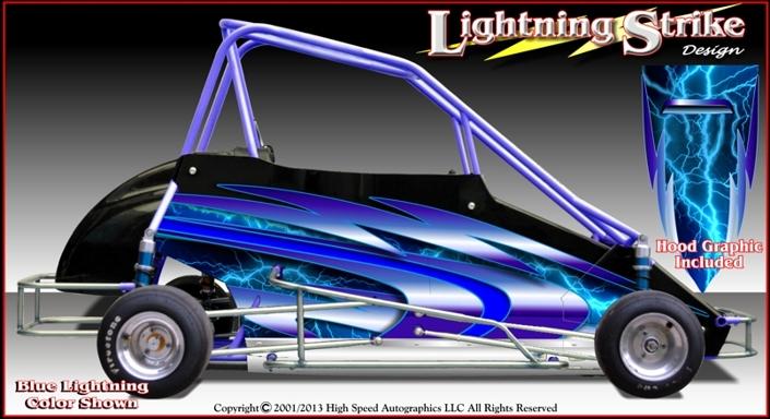 Quarter midget car designs